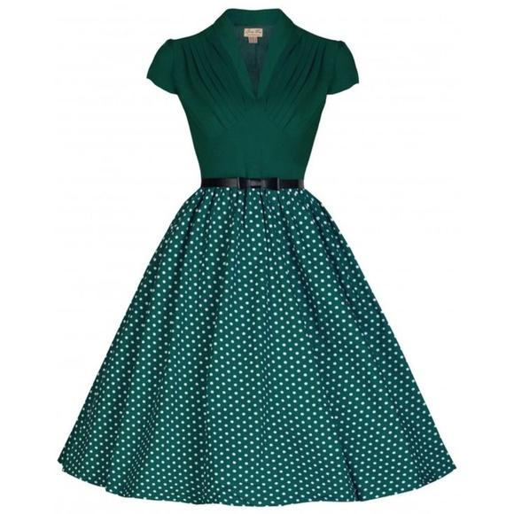 Tea Party Dresses-Lindy Bop